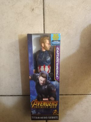 """Captain america """"12"""" for Sale in San Diego, CA"""
