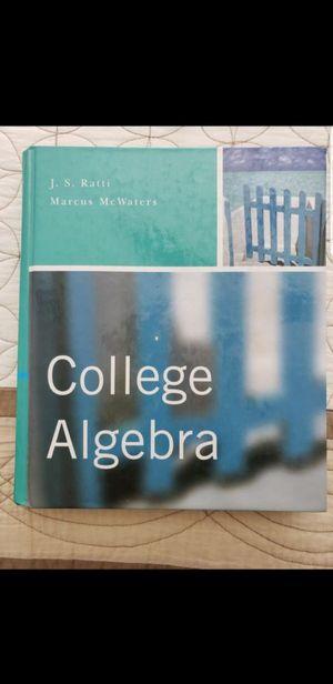 College Algebra for Sale in Fontana, CA