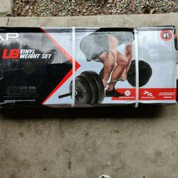 New 100lb Weight Set for Sale in Tacoma,  WA