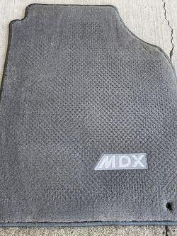 Acura MDX carpet floor mats - compatible with 2005 and 2006 model years. In really great shape. for Sale in Fircrest,  WA
