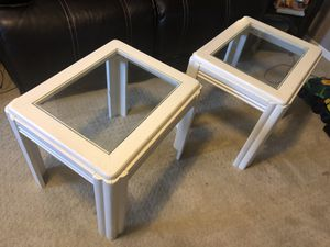 End tables for Sale in San Jose, CA