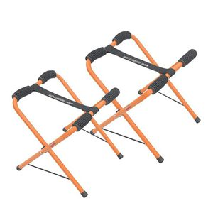 Kayak Easy Stands Fold For Easy Storage Carry Bag Included 100 lb. Portable Easy Hanger Kayak and SUP Rack (2-Pack) for Sale in Lorain, OH