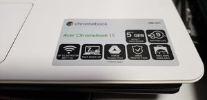 Acer Chromebook 15 CB5-571 for Sale in Houston, TX
