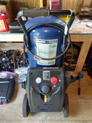 Campbell air compressor for Sale in Berwick, PA