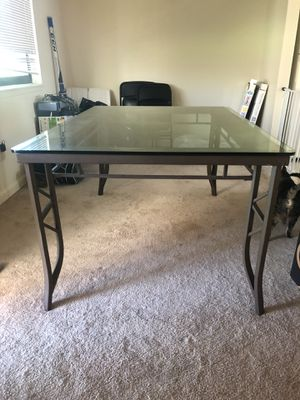 Dining Table & Chairs, Cocktail & End Table, Bar Stools -NEED GONE ASAP for Sale in Trenton, MI