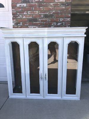 Antique Oak China & Buffet for Sale in Chino, CA