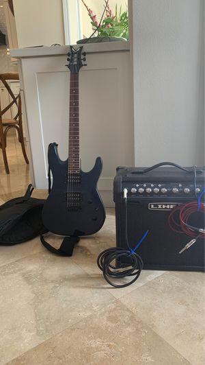Dean Vendeta Electric Guitar and Line 6 Spider IV 15 Amp for Sale in Miami, FL