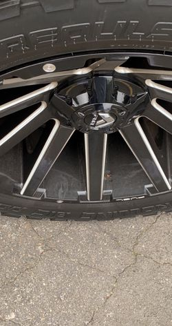 Fuel Off Road Rims for Sale in Tualatin,  OR