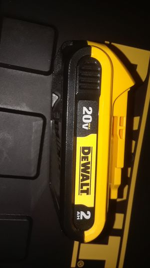 Dewalt battery for Sale in Phoenix, AZ
