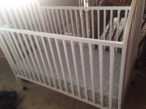 White crib for Sale in Caledonia, MI