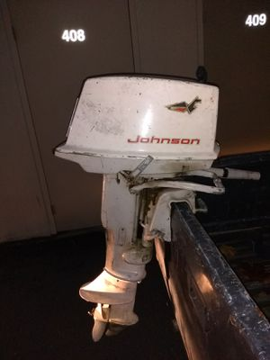 Johnson 10hp outboard for Sale in Kent, WA