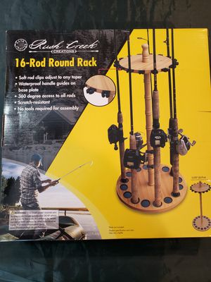 Rod Rack for Sale in Lacey Township, NJ