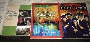 A writers worshop reading across the discipline basic college mathematics college career books for Sale in Tempe, AZ