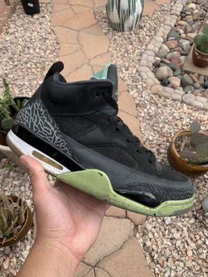 """JORDAN SON OF MARS LOW """"GREEN GLOW"""" (Size 11) for Sale in Buckeye, AZ"""