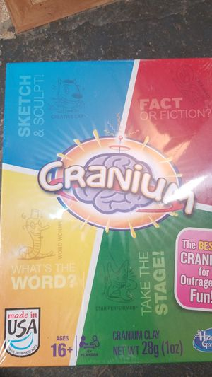 Cranium board game for Sale in Lexington, KY