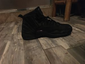 JOREDEN 12 all black size 9 / 9.5 for Sale in Indianapolis, IN