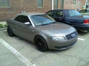 2004 Audi A4 convertible for Sale in Pittsburgh, PA