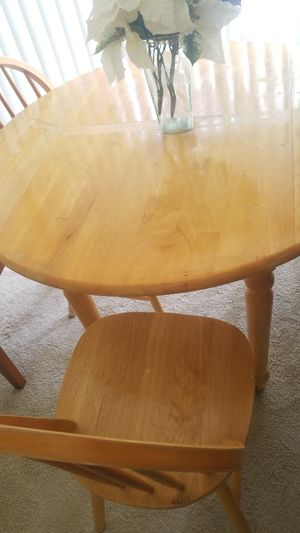 Table of wood for free for Sale in Aspen Hill, MD