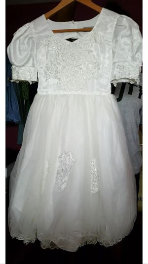 Communion/ baptism dress for Sale in Hillside, NJ