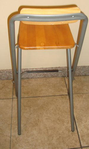 """Foldable High Chair , Bar Stool 29"""" Tall for Sale in Los Angeles, CA"""