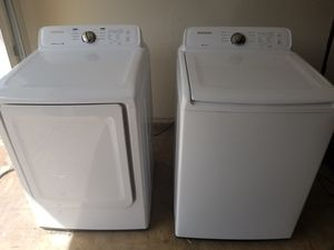 Samsung Washer & Dryer for Sale in Kailua, HI