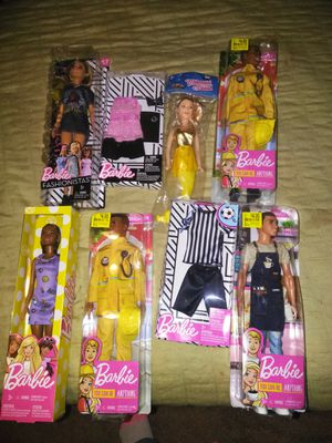 Barbie doll lot for Sale in Montville, CT