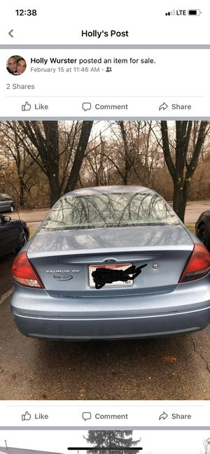 2006 ford Taurus for Sale in Hamilton, OH