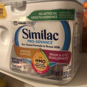 Similac Pro Advance for Sale in Woodbridge, VA