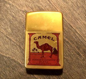 Vintage Camel Zippo Lighter for Sale in Atlanta, GA