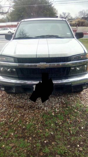 REPOST _2007 CHEVY COLORADO SHORT BED 102k for Sale in Austin, TX