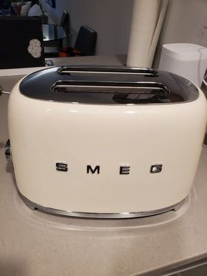 50s Retro Style Two-Slice Toaster SMEG for Sale in Seattle, WA