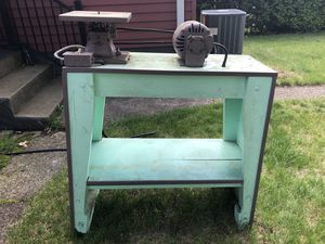 Antique belt driven scroll saw for Sale in Bridgeville, PA