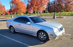 02 Mercedes Benz CLK320 SMOGGED! for Sale in Elk Grove, CA