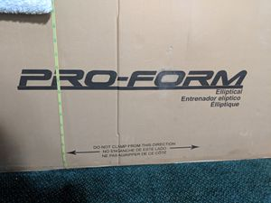 Pro-form smart strider 895 cse elliptical for Sale in York, PA