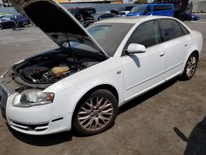 FOR PARTS AUDI A4 2.0 TURBO AWD QUATTRO 4 CYLINDER 6 SPEED TRANSMISSION for Sale in Los Angeles, CA