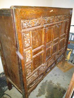 1800s armoire. for Sale in Las Vegas,  NV