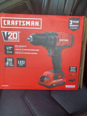 Brand new craftsman drill for Sale in Glenarden, MD