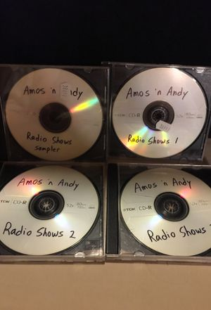 Amos n Andy Old Radio Shows on cds. for Sale in Barrington, IL