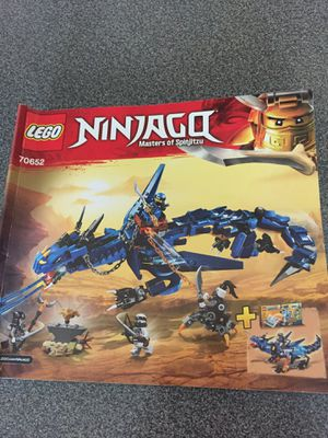 LEGO Ninjago Masters of Spinjitzu set . 70652 for Sale in Tamarac, FL