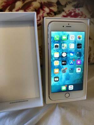 iPhone 6 Plus's s. 64 go open to any carrier $220 firm for Sale in Phoenix, AZ