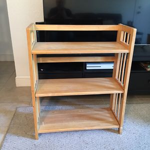 Small wooden shelf for Sale in Seminole, FL