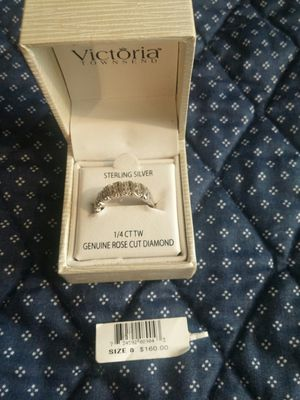 Rose cut diamond ring for Sale in Riverside, CA