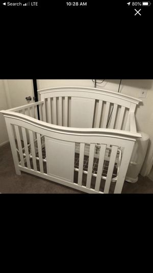 Baby Crib with Mattress for Sale in Surprise, AZ