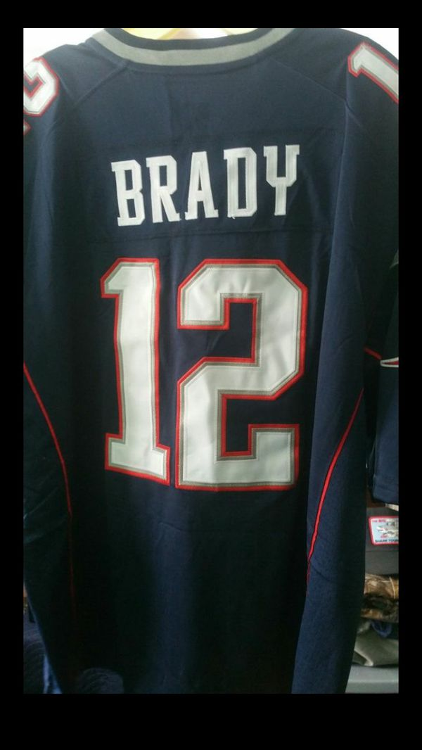 Tom Brady Jersey new with tags
