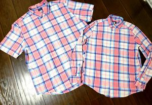 Father (size XL) and son (size 14) matching shirts for Sale in Monrovia, CA