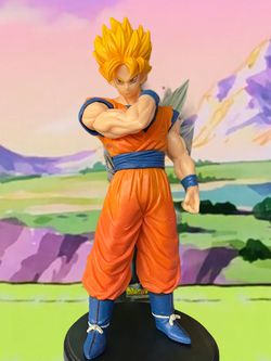 Banpresto Dragon Ball Z Grandista Resolution of Soldiers Son Goku Action Figure for Sale in Hollywood,  FL