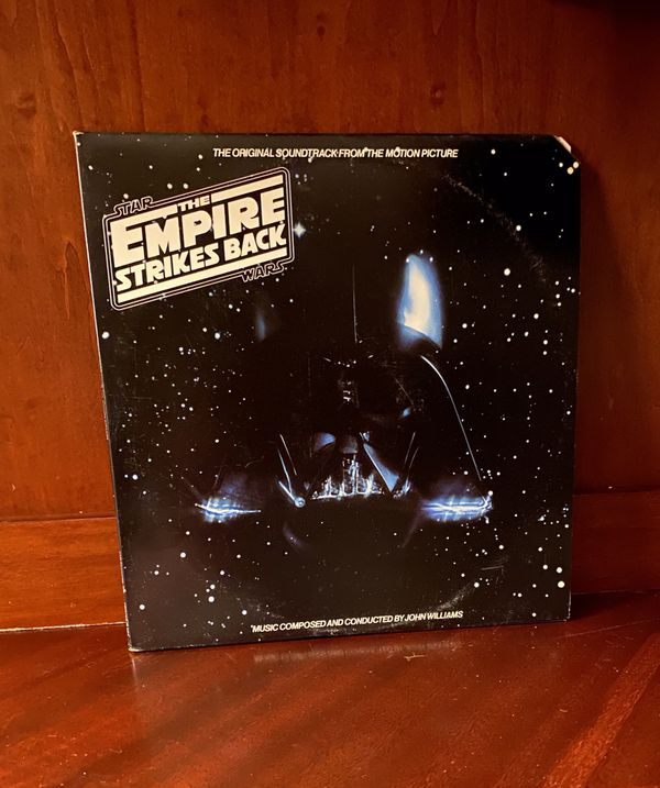 The Empire Strikes Back - 2 Disk Soundtrack LP - includes Collectors Booklet