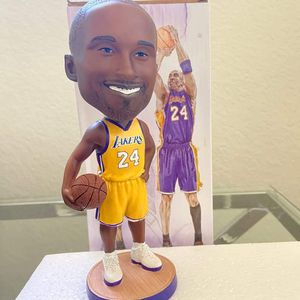Christmas gift - Kobe Bryant Bobblehead Statue lakers 2020 for Sale in Tulare, CA