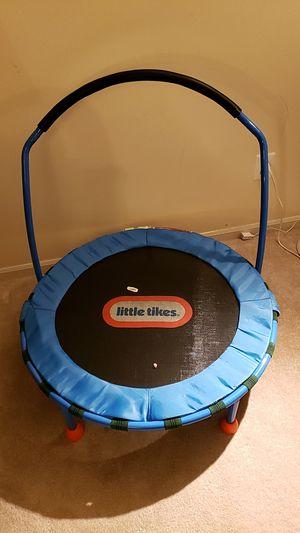 Little tikes trampoline for Sale in West Springfield, VA