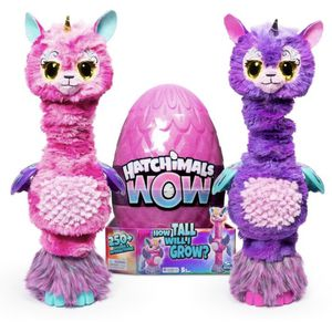 """Hatchimals Wow 32"""" Llalacorn Interactive Toy with Re-hatchable Egg - for Sale in Chicago, IL"""